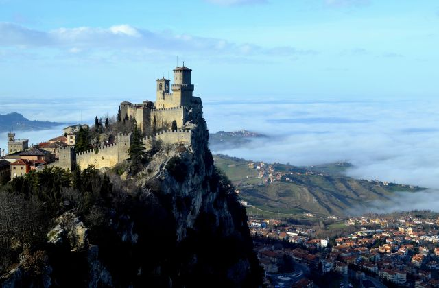 San Marino!